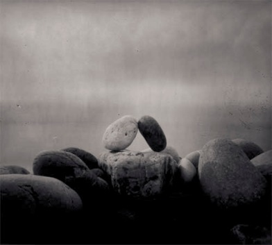 Surrender to stillness